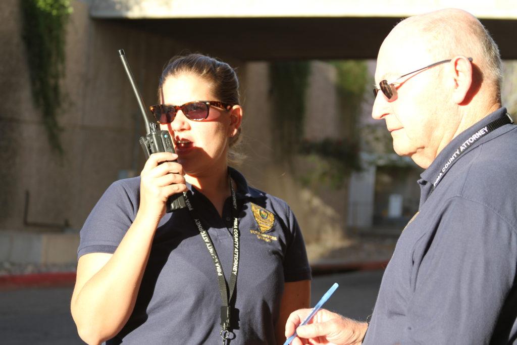 Pima AZ volunteers